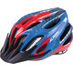 Alpina FB Jr. 2.0 Helmet red-blue